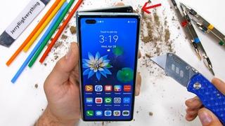 Гибкий флагман Huawei оказался прочнее современных моноблоков