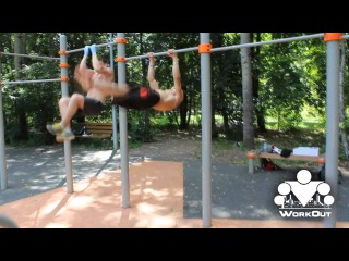 4 WEEKS FRONT LEVER TRAINING ROUTINE