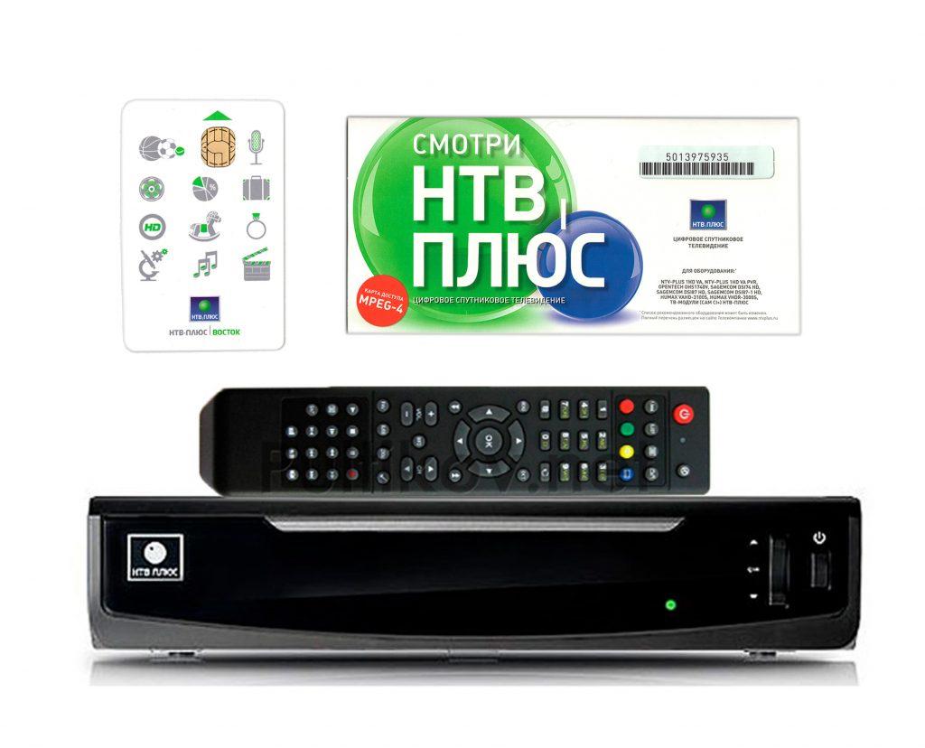 Настройка модуля НТВ плюс должна выполняться квалифицированным специальстом.