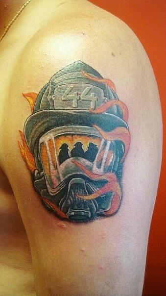 Картинки по запросу пожарный тату | Татуировки, Тату, Идеи для ... | 604x339