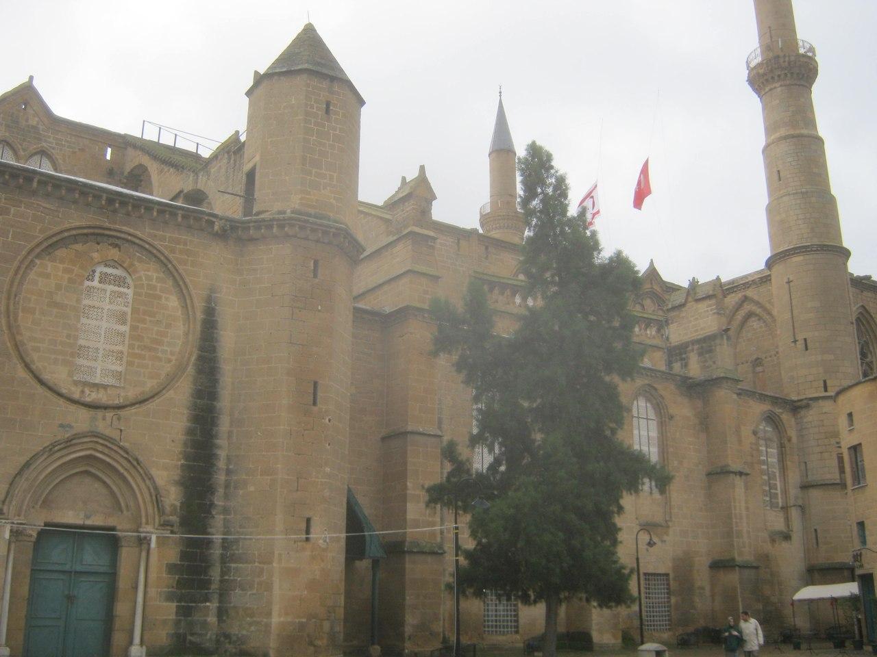 Мечеть готического стиля в Лефкоша