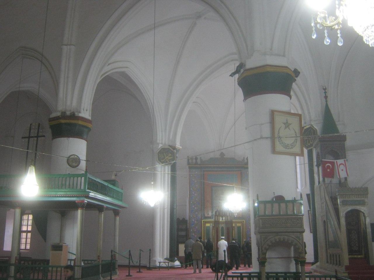 самая красивая и интересная мечеть в Лефкоше