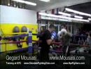 HyeFighter Gegard Mousasi Standup Training
