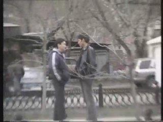 Произошла массовая драка в одном из городов республики Казахстан... Это ЖЕСТЬ... Они просто ЗВЕРИ!!!