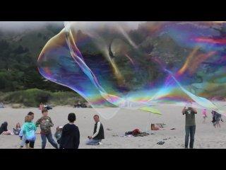 Giant Stinson Beach Bubbles