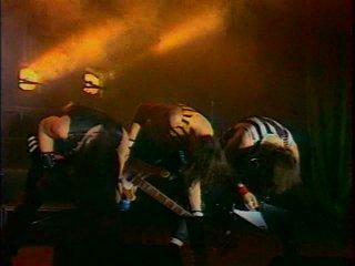 Первый клип группы Ария - Улица Роз (1988 г.)