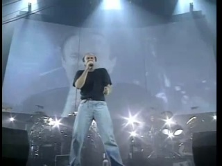 Genesis I Can't Dance Live 1992