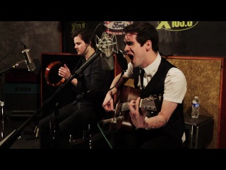 Panic! At The Disco - The Ballad of Mona Lisa (Live Acoustic X103.9)