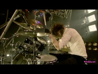 The GazettE TOUR 2006 2007 DECOMPOSITION BEAUTY FINAL Meaningless Art That People Showed AT YOKOHAMA ARENA ч2