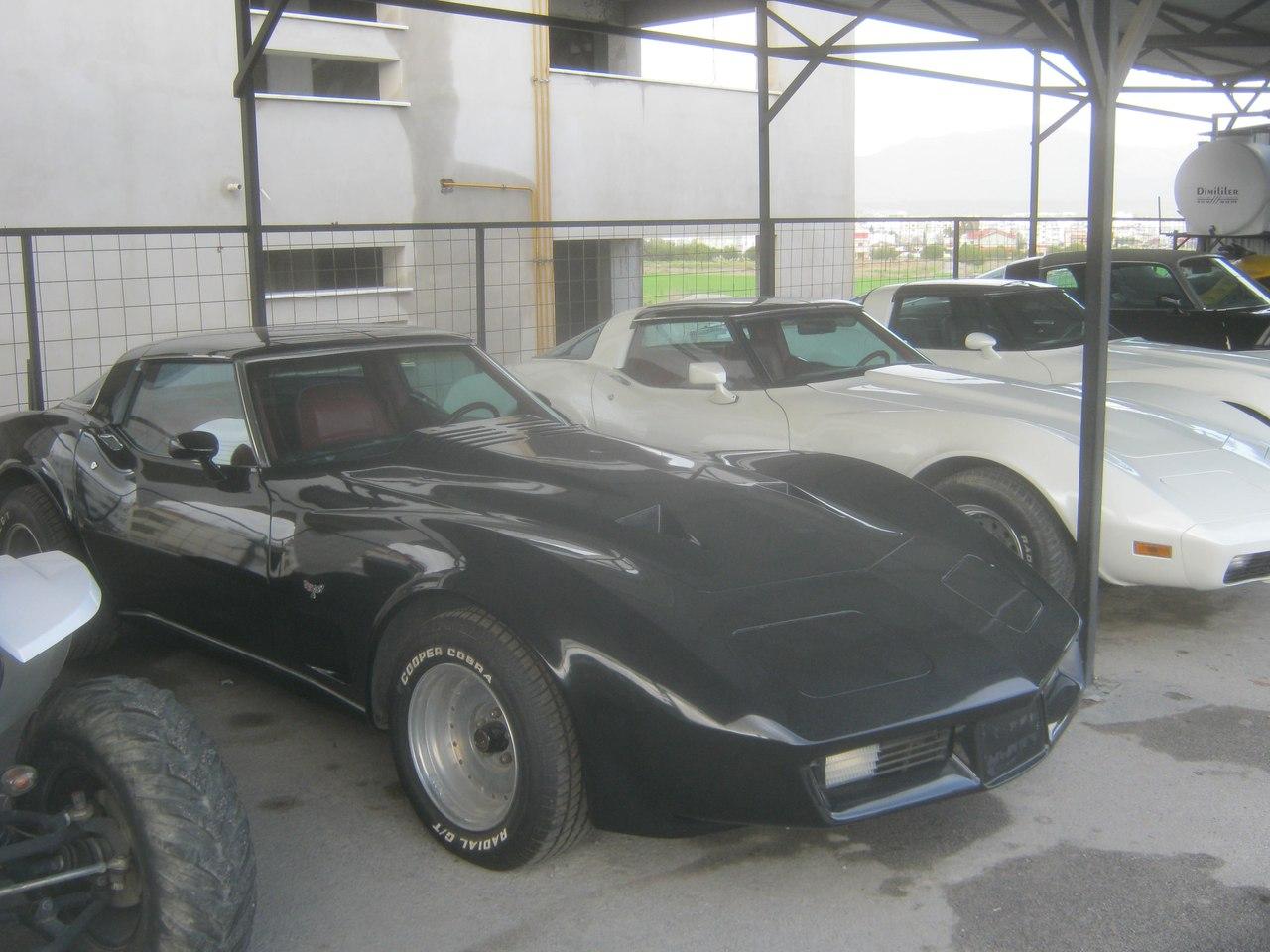 редкие машины на северном Кипре