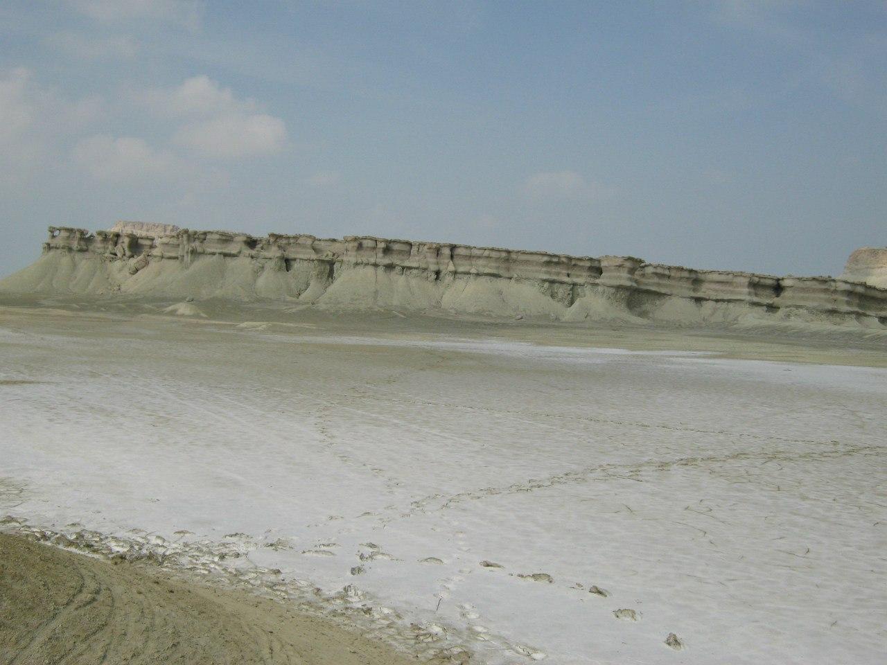 долина Тандис Ха соль