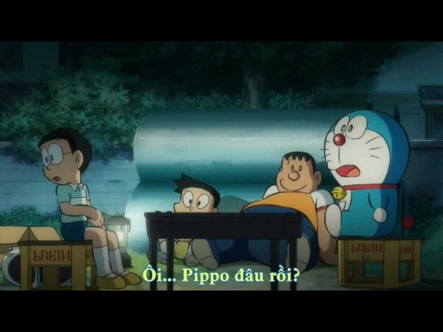 Doraemon Cuộc xâm lăng của binh đoàn robot 2011 HD 720p