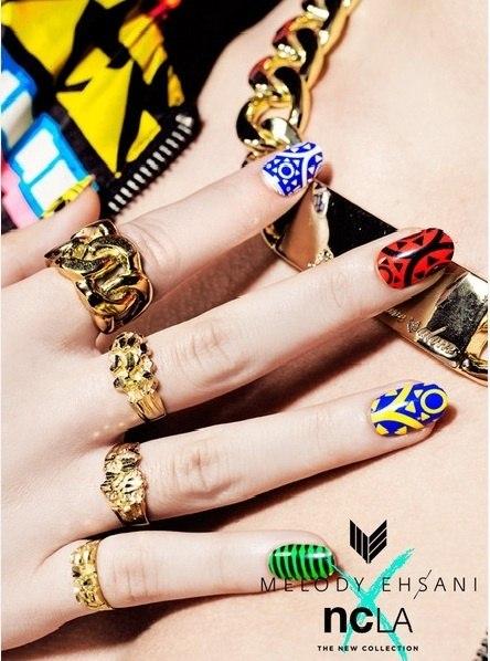 Дизайн ногтей 2013: идеи для весеннего нейл-арта... | Сеть ...