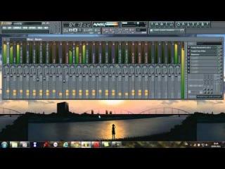 Vocaloid vs FL Studio 10 - Distorted Feeling (dubstep remake)