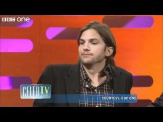 Ashton Kutcher Bets Friend He Can Date Jennifer Aniston
