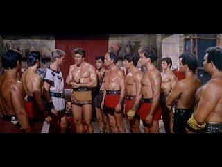 Триумф десяти гладиаторов Il Trionfo dei Dieci Gladiatori 1964