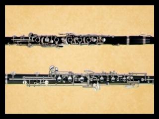 Академия занимательных искусств. Музыка - 46. Знакомство с блок-флейтой и кларнетом.