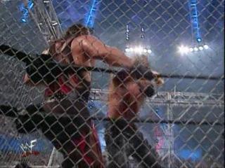 Summerslam 2001: The Brothers of Destruction (Undertaker & Kane) vs. DDP & Kanyon