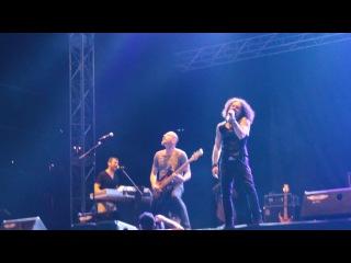 Yüksek Sadakat Cingi Uprising (AC/DC cover) Rock FM party 25.08.2013 @ Küçükçiftlik parkı