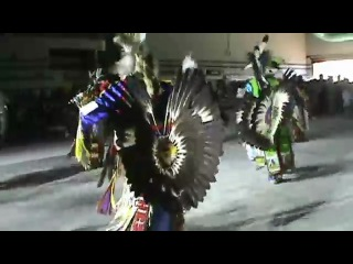 2012 rocking the rez pow wow men's northern traditional duck n dive song
