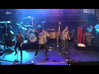 The Baseballs - Angels (Robbie Williams cover) NDR Sommertour in Neugraben 2014