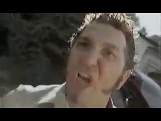 Ублюдок, мать твою, а ну иди сюда говно собачье, решил ко мне лезть ты, засранец вонючий, мать твою, а Ну иди сюда, попробуй меня трахнуть, я тебя сам трахну ублюдок, онанист чертов, будь ты проклят, иди идиот, трахать тебя и всю твою