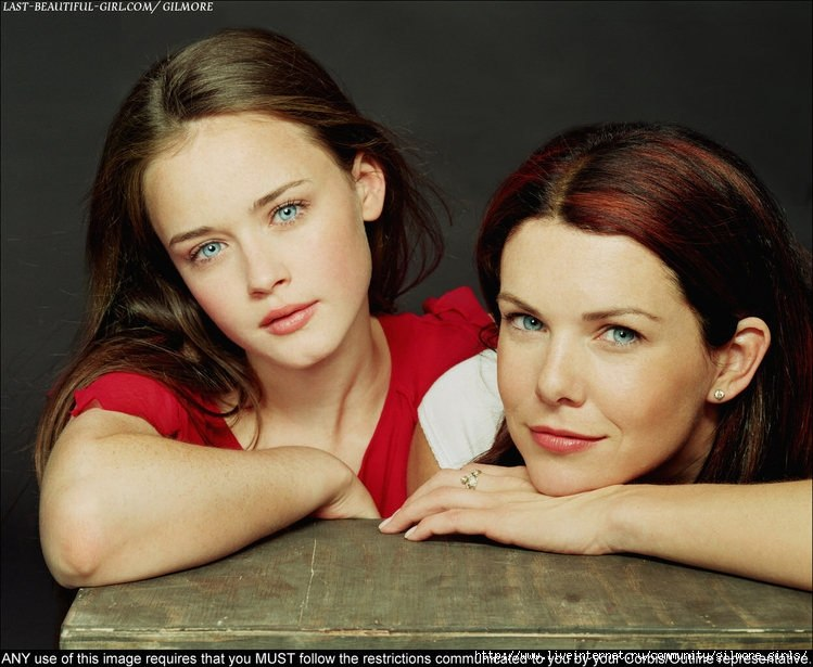 The gilmore girls rewatch project