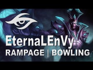 Rampage by Envy Terrorblade Bowling Style   Secret vs coL MDL 2016 Dota 2