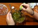 Как готовить Хну для временных тату Мехенди своими руками/How to make Henna Paste Поделки с детьми!