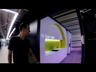 Первый взгляд на новый этаж Avito 1080p