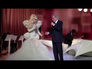 Lady Gaga & Tony Bennett - The Lady Is a Tramp (Live @ the Inaugural Staff Ball)
