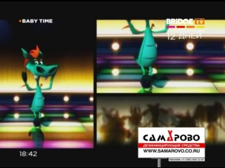 Clara Chocolat - La Dance De Clara (BRIDGE TV) // BABY TIME