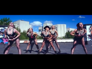 Lua Soldiers - Formation | Twerk choreography by Dhq Lua