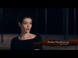Les Miserables - Live Singing Featurette HD 2012
