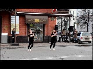 004 Пенза. Школа танцев.