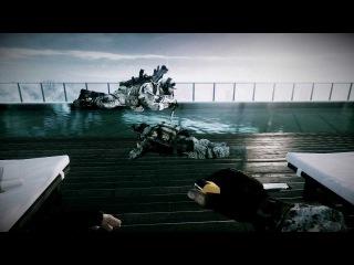 Проект Х - Кинопробы с NVIDIA