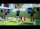 Semenov Pavel jerk 2 x 24kg