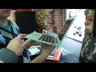 Накладки Crystal Case для ноутбуков MacBook Pro/Air