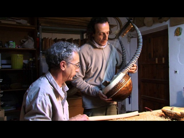 GRAN LIRA Luis Paniagua Carlos Paniagua 2012 lyre