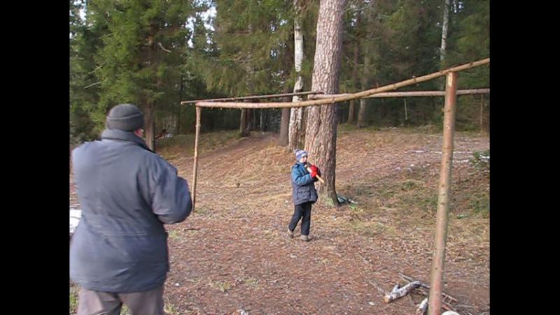 Прогулка по Гайвинским Лесам 26 ноября 2017