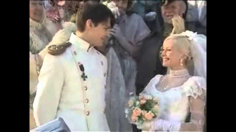 Съёмки сериала Бедная Настя, свадьба Владимира и Анны