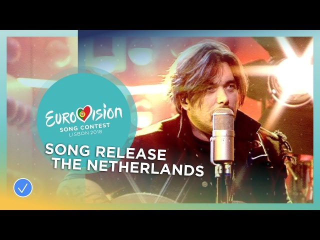Waylon - Outlaw In Em - The Netherlands - Song Release - Eurovision 2018