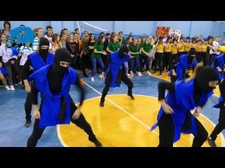 Студенческий танцевальный батл в Борисоглебске