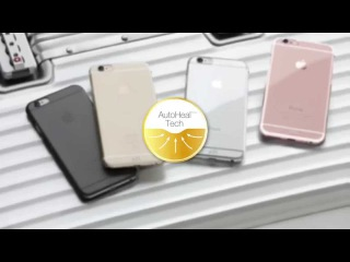 Just Mobile TENC™ - The Most Advanced Case for iPhone 6s & 6s Plus