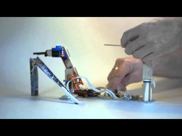 Micro Servo Robot