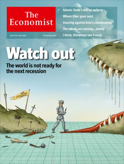 The Economist – 13 June - 19 June 2015