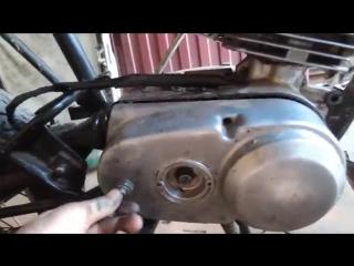 Реставрация мотоцикла Минск_ Полная разборка.Часть 1