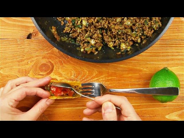 Мексиканская закуска в сыре Рецепты от Со Вкусом