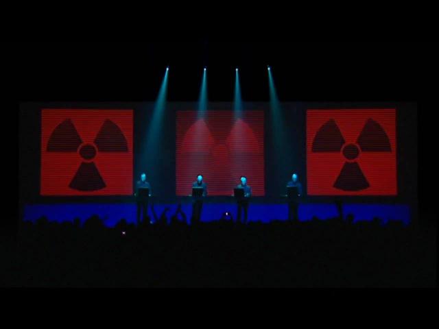 Kraftwerk Radioactivity live HD