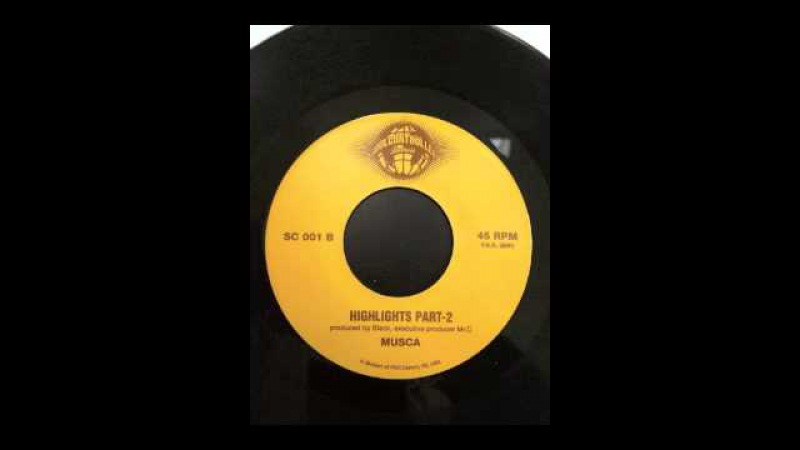 Musca Highlights Part 2 Soul Controller Records